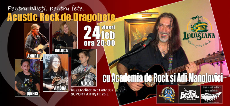 Acoustic Rock de Dragobete