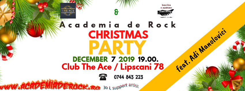 The Ace, 7 decembrie 2019